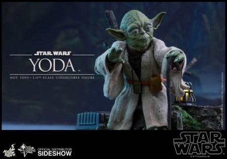 Sideshow CollecSideshow Collectibles Yodatibles Yoda