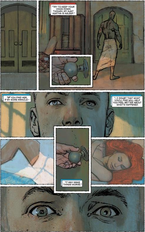 11 historias de cómic jamás resueltas Armario bruja escarlata 01