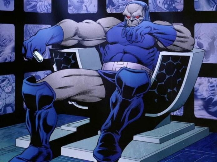 12 Villanos de comic que deberían aparecer en la gran pantalla principal Darkseid