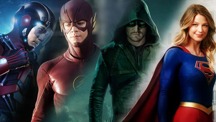 Arrow - Supergirl - The Flash - Legends Of Tomorrow