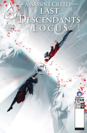 Assassin's Creed Last Descendants Locus Portada 4