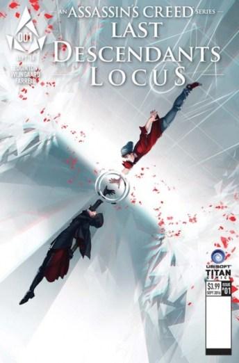 Assassin's Creed Last Descendants Locus Portada 4
