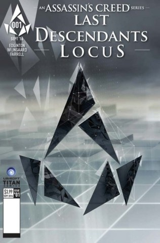 Assassin's Creed Last Descendants Locus Portada 5