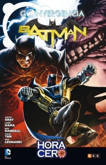 Convergencia Batman Hora Cero