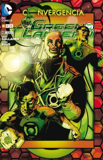 Convergencia Green Lantern 43