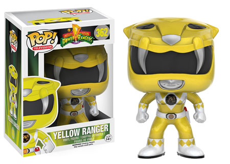Funko POP! Ranger Amarillo