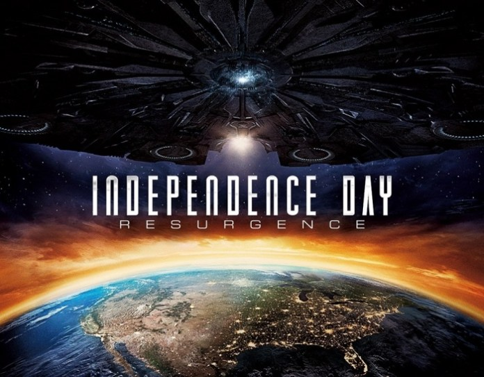 Crítica de 'Independence Day: Contraataque'