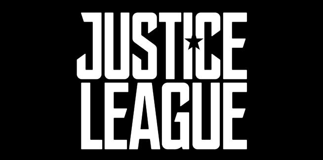 Justice League nuevo logo fondo negro