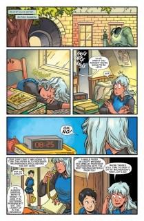 Lumberjanes Gotham Academy Página interior (4)