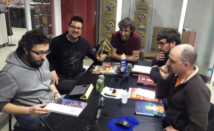 Mil comics-podcast