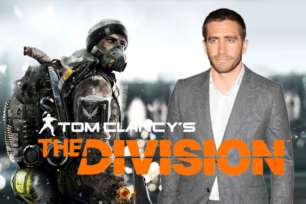 Jake Gyllenhaal 'The Division'