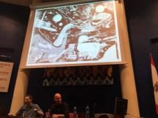 Claudio Castellini Metrópoli Comic Con