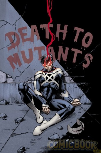 Death of X - portada alternativa 14