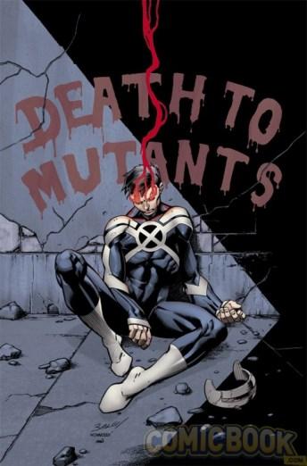 Death of X - portada alternativa 14