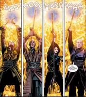 Doctor Strange cómic precuela