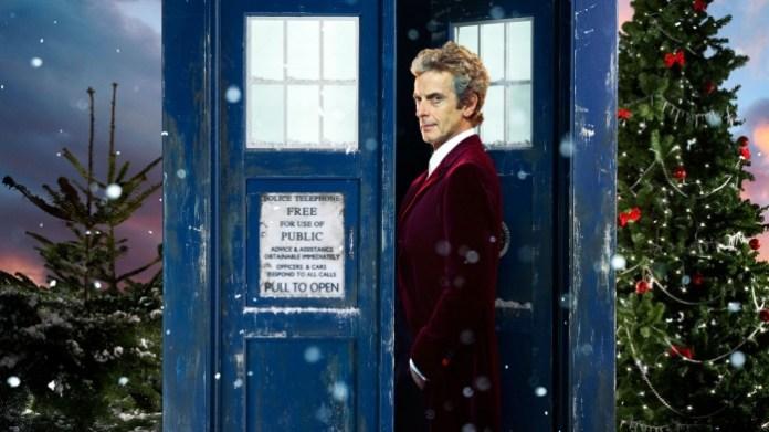 Doctor Who Peter Capaldi especial navidad
