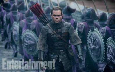 La Gran Muralla Matt Damon 1