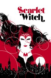 Scarlet Witch 1 David Aja