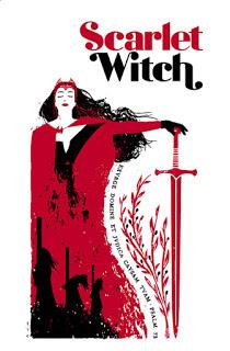 Scarlet Witch 5 David Aja