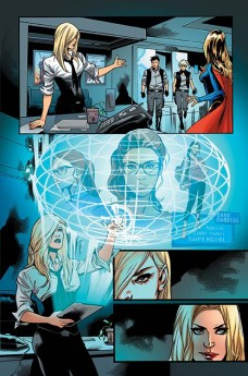 Supergirl Rebirth 4