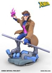 X-Men Disney Infinity figuras fanmade 02