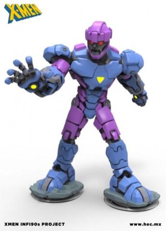 X-Men Disney Infinity figuras fanmade 08