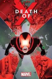x-men - death of x - 1
