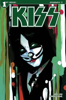 KISS Portada principal 'Catman' de Goni Montes