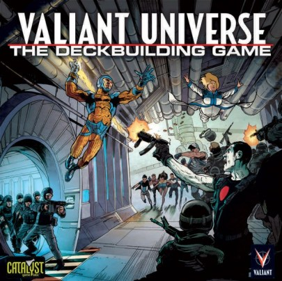 Valiant Universe The Deck Building Game (1)