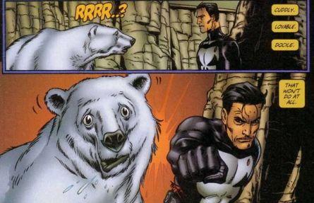Steve Dillon - Punisher MAX 02