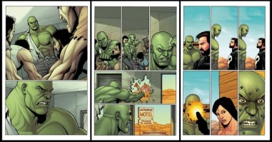 Steve Dillon - The Incredible Hulk