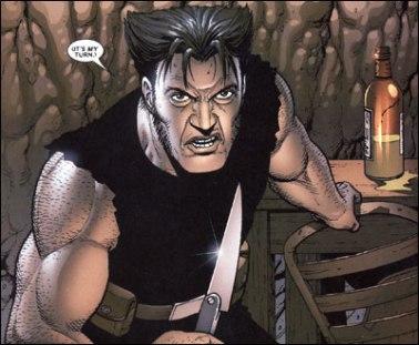 Steve Dillon - Wolverine 01