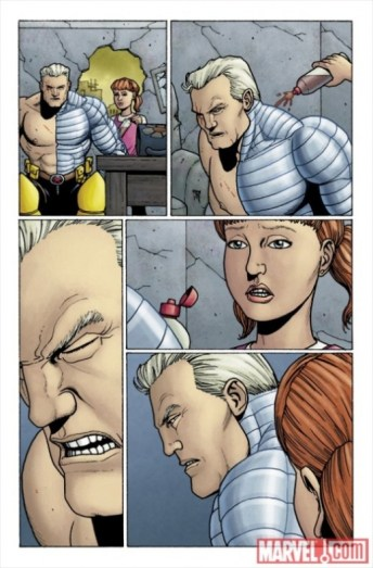 Steve Dillon - X-Men Hope 02