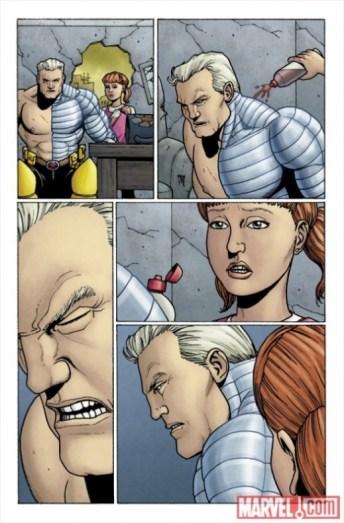 Steve Dillon - X-Men Hope 02