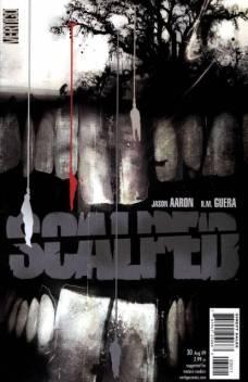 scalped