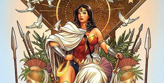 'Wonder Woman' Frank Cho