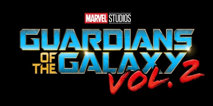Guardians Galaxy Vol 2 New Logo