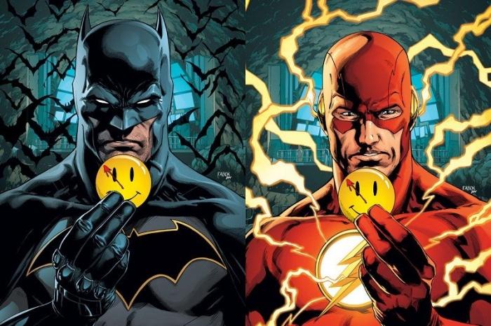 Watchmen DC Rebirth