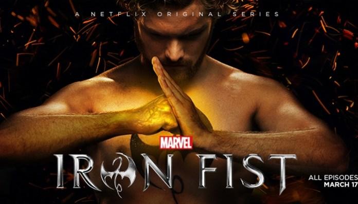 Iron Fist - destacada