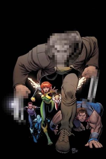 X-Men Azul #5