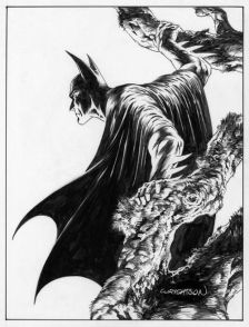 bernie wrightson - batman the cult 01