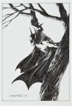 bernie wrightson - batman the cult 03