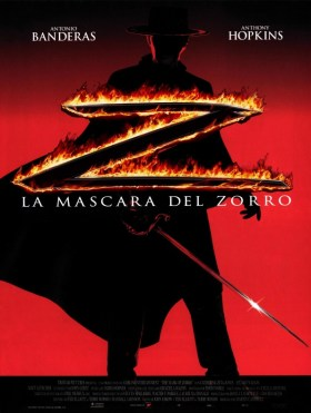la mascara del zorro 1998