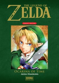 the legend of zelda ocarina of time perfect edition norma editorial