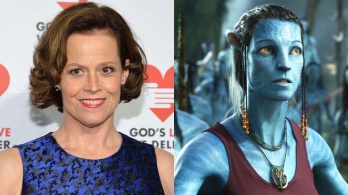 Avatar Sigourney Weaver 002