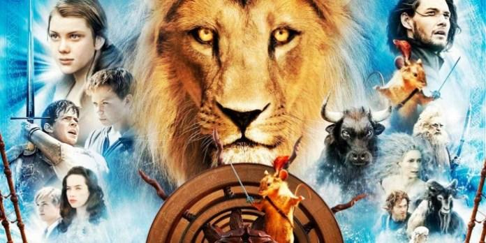 Las crónicas de Narnia Joe Jhoston