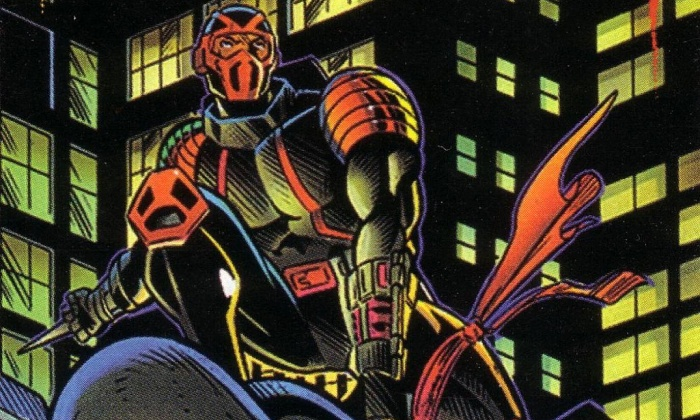 Night Thrasher - New Warriors