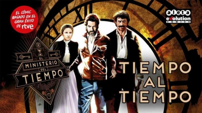 Tiempo al Tiempo El Ministerio del Tiempo TVE RTVE