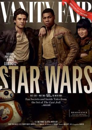 Desveladas las portadas de Vanity Fair sobre 'Star Wars: Los últimos Jedi' 003