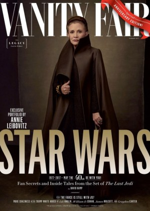 Desveladas las portadas de Vanity Fair sobre 'Star Wars: Los últimos Jedi' 004